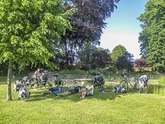 Atando_Cabos_PS_01332 (El Bicivagabundo) Tags: teddy bicicleta viajes manu dinamarca elvira mickaël atandocabos