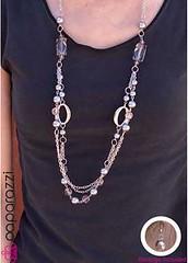 5th Avenue Silver Necklace K2 P2220-1
