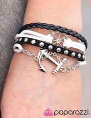 5th Avenue White Bracelet K1 P9409A-3