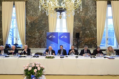 party people joseph european president group parliament epp chairman weber manfred daul