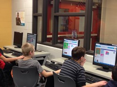 """2014 Hour of Code • <a style=""""font-size:0.8em;"""" href=""""http://www.flickr.com/photos/109120354@N07/16092969751/"""" target=""""_blank"""">View on Flickr</a>"""