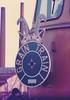 Grain Train headboard, 7.1.84 (Alan Bark) Tags: 7184 graintrainheadboard
