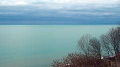 Lake Michigan Horizon (imageClear) Tags: blue sky lake color green nature water beauty wisconsin landscape aperture nikon flickr horizon wideangle lakemichigan lovely sheboygan photostream faraway greenwater landscapephotography nikkor1224dx d7000 lakemichiganhorizon imageclear