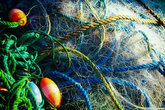 Fishing Nets Youghal