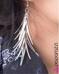 5th Avenue Silver Earrings K2 P5220-4