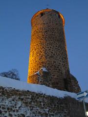Fritzlar Grebenturm IMG_2360 (martinfritzlar) Tags: fritzlar grebenturm türme schwalmederkreis nordhessen hessen deutschland turm stadtmauer germany hesse tower