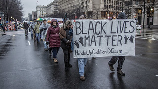 BLM March Angle