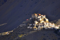 Kye Monastery,Spiti (mala singh) Tags: autumn india mountains buddhism monastery himalayas spiti himachalpradesh kye