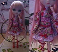 ღKimonos Wa Lolita (XXXTraSmall) Tags: japanese outfit doll obi pullip kimonos furisode obitsu walolita kimonowalolita xxxtrasmall