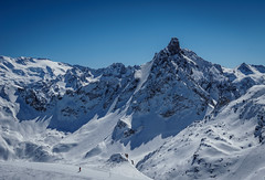 Tres Valles, France (sandybrinsdon) Tags: snow mountains alps french flickr skiing tres valles frenchalps europe2016