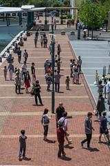 5th Avenue in Sasebo 4 (kmmanaka) Tags: japan harbor 5thavenue battleship usnavy nagasaki sasebo seasidpark