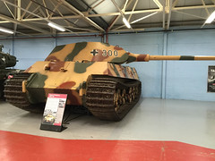 Panzer VI Model B (julius_agricola35) Tags: england kingtiger bovingtontankmuseum panzervimodelb