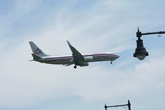 IMG_2481 (wmcgauran) Tags: boston airplane airport aircraft aviation american boeing bos 737 eastboston kbos n930an