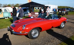 E-Type (Fast an' Bulbous) Tags: show england classic car nikon automobile outdoor northamptonshire gimp vehicle oldtimer meet earlsbarton d7100 earlsbartonclassicmeet