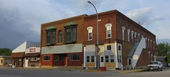 Storefront Block (Nashua, Iowa) (courthouselover) Tags: iowa ia nashua downtowns chickasawcounty