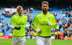 Toni Kroos y Sergio Ramos (miaphoto_) Tags: capitan realmadrid confianza sergioramos tonikroos