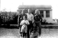 The Miraldi family circa 1938