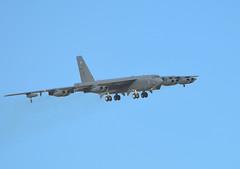 DSC_0676 (Eleu Tabares) Tags: lasvegas nevada bomber base usairforce nellis stratofortress b52h redflagexercise 600013