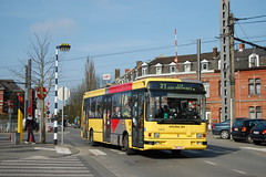 6609 31 (brossel 8260) Tags: bus belgique brabant tec wallon