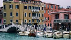 Venezia - Santa Croce (trovado73) Tags: boats ponte laguna venezia arco adriatico finestre veneto canali terrazze facciate