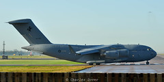 C-17A A41-206 36Sqn/ RAAF (C.Dover) Tags: australia raaf c17a 36sqn a41206 rafbrizenorton australianaf