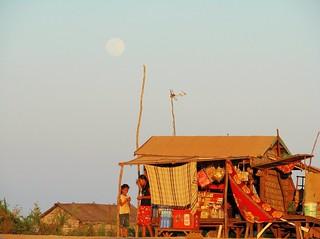 lac tonle sap - cambodge 2007 41