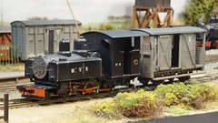 DSC00209 (BluebellModelRail) Tags: buckinghamshire may exhibition aylesbury bankholiday modelrailway charmouth 2016 railex o165 stokemandevillestadium rdmrc