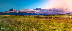 Chief Mountain (Pat Kavanagh) Tags: panorama foothills canada landscapes montana alberta rockymountains prairies canadianrockies chiefmountain