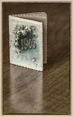 52 Weeks of Pix 2016 - Retro (CBRenee) Tags: calendar retro booklet postal 1905 week22 greatbritian 52weeks2016