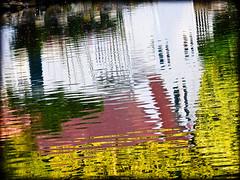 DSCN0116 (DianeBerky19) Tags: water reflections grain estuary nikoncoolpixp900