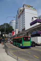Kuala Lumpur, Malaysia (ARNAUD_Z_VOYAGE) Tags: street city cars landscape asia action south capital east national valley malaysia kuala federal klang lumpur territory