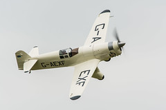 _DSC6514-25 (Ian. J. Winfield) Tags: plane flying gull aircraft aeroplane athome shuttleworth percival racer mew mewgull oldwarden