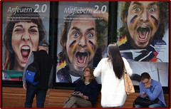 Under the sign of Euro 2016 (2) (Ioan BACIVAROV Photography+4millions visits-Thanks) Tags: woman man beautiful face sport wonderful football interesting euro photostream wonderfulphoto euro2016 ioanbacivarov bacivarov
