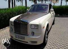 Rolls-Royce - Phantom - 2010  (saudi-top-cars) Tags: