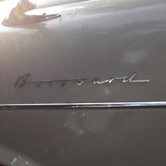 Borgward Isabella, Trier. #chromeography #typography #type (joostmarcellis) Tags: typography type typo chromeography joostmarcellis marcelvandenberg
