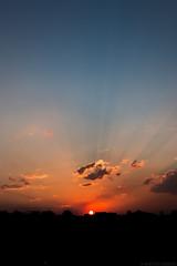 Sunball (mattosberger) Tags: sunset outstanding outdoor city cityscape landscape landschaft paisagem belo horizonte por do sol sonnenuntergang horizon beautiful ball sun sunlight sunshine clouds sky brazil south america warm burning