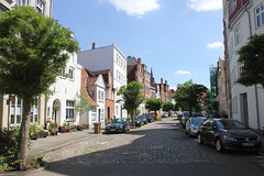 Hartengrube (magro_kr) Tags: lubeka lbeck lubeck luebeck niemcy germany deutschland szlezwikholsztyn holsztyn schleswigholstein holstein ulica street