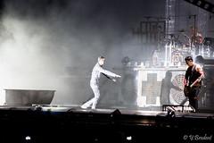 Rammstein @ Hellfest 2016-20 (yann.bredent) Tags: festival metal rock music musique live show stage lights fireworks 2016 hellfest hellfest2016 artiste concert rammstein band artist