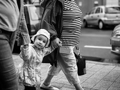 Happy childhood (Pan) Tags: hungary budapest street scene moment child kid grandparents nikon d600 50mm 18 people childhood