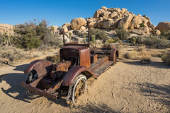 Joshua Tree National Park (Jose Matutina) Tags: joshuatreenationalpark abandoned antiques automobile california car desert gold historical history josematutina mining national park sel1635z sonya7mark2 sonya7ii sonya7m2 sonyalpha7ii trip unitedstates vehicle