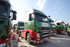 Photo of RUGBY H4728 PX11 CDE VOLVO FH13 STOBART