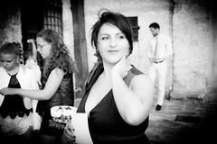 Wedding of Roland&Eletta (Andrea Avanzi Noemi Pavarotti) Tags: wedding marriage wife smile beautiful black white bn bianconero blackwhite nice day party vintage salient puglia nikon 2016 50mm