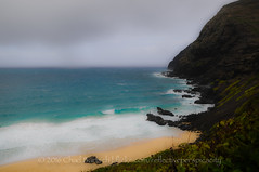DSC_6517 (reflective perspicacity) Tags: hawaii oahu july2016 nikond300 lanikaibeach waimanalo kailua honolulu ocean pacificocean