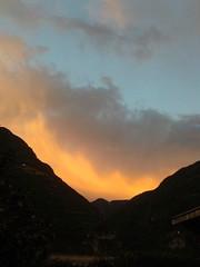 Sundown (martini_bianca) Tags: sonnenuntergang berg tal natur himmel wolke wolken abendrot sdtirol alto adige laives martinibianca