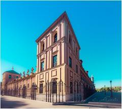 Palacio de San Telmo (Por ESTEBAN ALEJANDRO) Tags: palacio palace sevilla santelmo andalucia spain building
