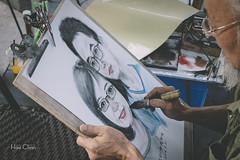 _MG_3216 (Hao Chan Time Sample Studio) Tags: street art painting couple painter
