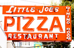 Little Joe's Pizza (Thomas Hawk) Tags: california excelsiordistrict littlejoes littlejoespizza places sanfrancisco usa unitedstates unitedstatesofamerica neon restaurant fav10