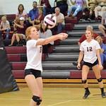 BCHS-Varsity Volleyball-vs-PHS 9-6-16