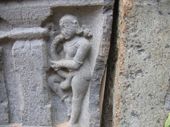 Hosagunda Temple Sculptures Photos Set-1-Erotic sculptures