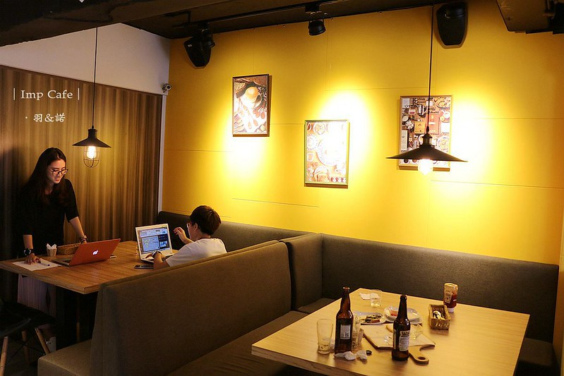 Imp Cafe東區早午餐下午茶鬆餅09